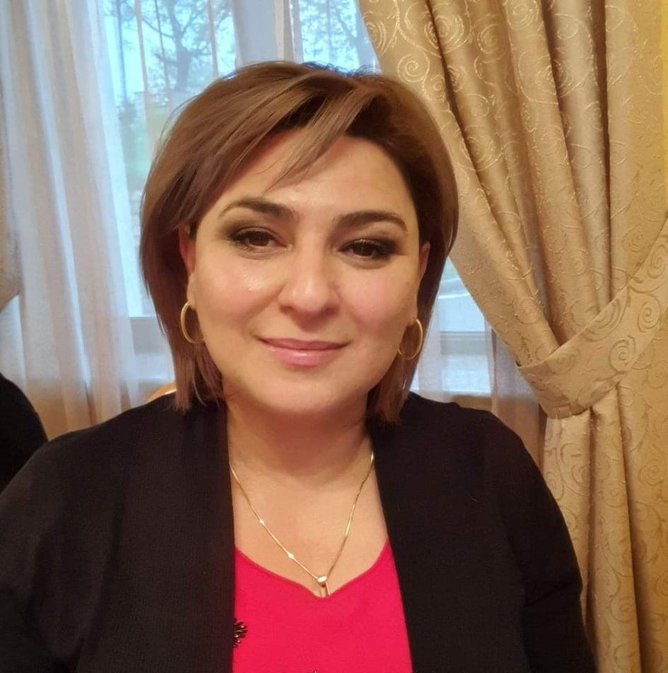 Арина Григорян